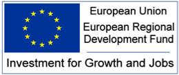 Invest NI European Funding logo