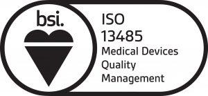 BSI Assurance Mark ISO 13485:2016 certified logo
