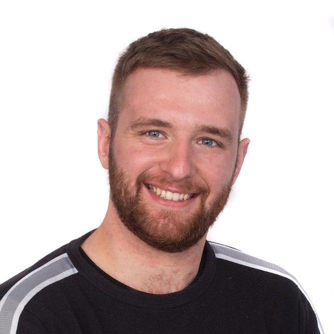 Lewis Rae, Lab Technician